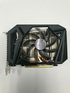 PNY GeForce RTX 2060 6GB XLR8 Gaming Overclocked Edition Single Fan Graphics Card