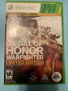 Medal-Of-Honor-Warfighter-Limited-Edition-Used-Xbox-360-FREE-S-H-B72A