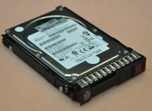 HP HPE 600GB 10K 12G SAS 2.5 inch SFF DS Hard Drive 872477-B21/872736/872736-001
