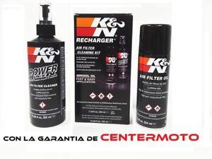 KIT-LIMPIEZA-FILTRO-AIRE-K-amp-N-99-5000EU-KN-Moto-limpiador-filtros-ENVIO-24H