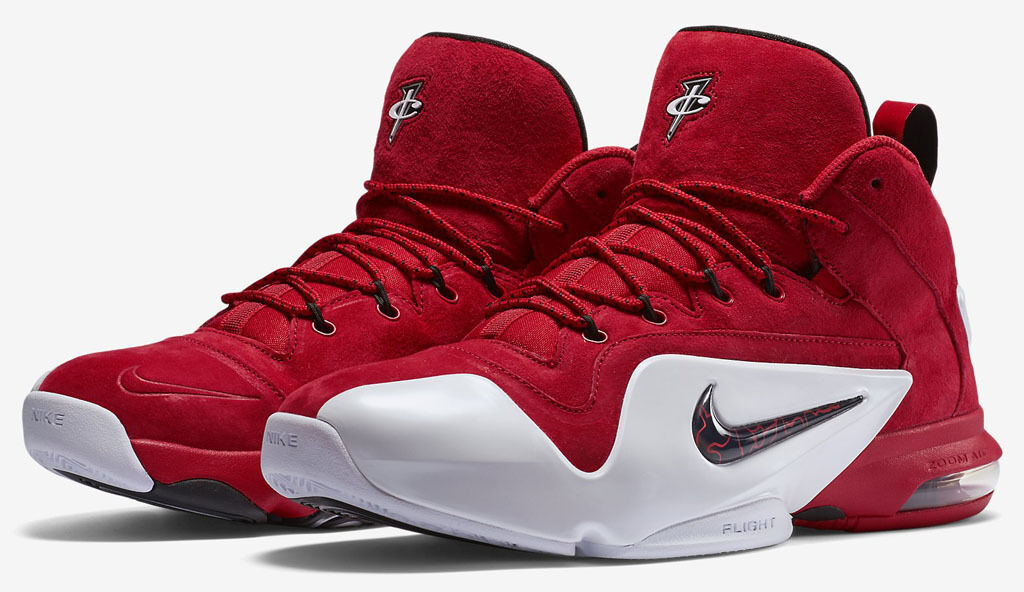 NIKE ZOOM PENNY VI - RED