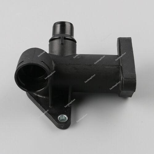 Wasserflansch Kühlwasserflansch Kühlmittelflansch Für 01-05 VW Passat 1.8L