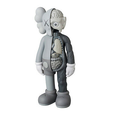 KAWS COMPANION open edition GREY FLAYED - MoMA MEDICOM 2016