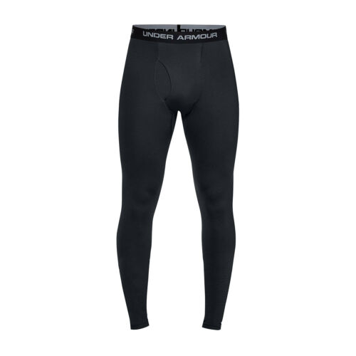 Under Armour Coldgear Reactor Tactical Fitted Leggings Black