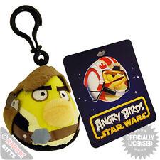 Angry Birds Star Wars Bag Clip. Han Solo Retro Sci Fi Rovio Game Gift