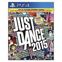 Just Dance 2015 (Sony PlayStation 4) PS4 NEW