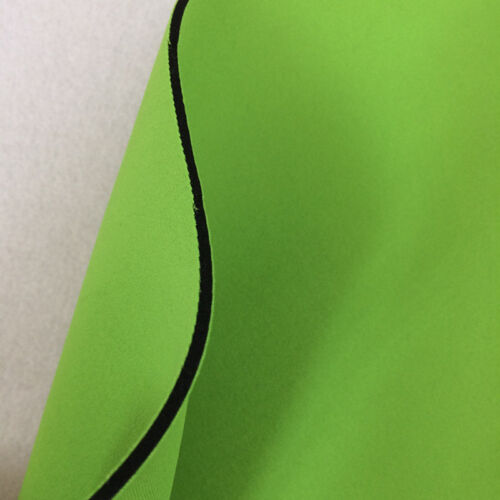 2mm Neoprene fabric with double sides coated polyester jersey fabric colorful