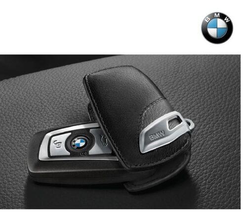 Original bmw clave estuche negro Estuche key-Bag case bolso clave 82292219911
