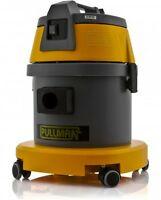 Pullman As10 20 Litre Commercial Wet And Dry Vacuum Cleaner Made In Italy