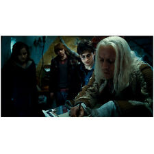 Harry Potter Rhys Ifans As Xenophilius Lovegood Speaking 8 x 10 Inch Photo