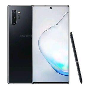Samsung Galaxy Note10 Plus Note10+ N9750 Dual 12GB+256GB Aura Black exprimir