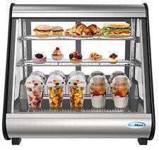 Countertop 27 Commercial Refrigerator Display Case Merchandiser 46 Cu Ft