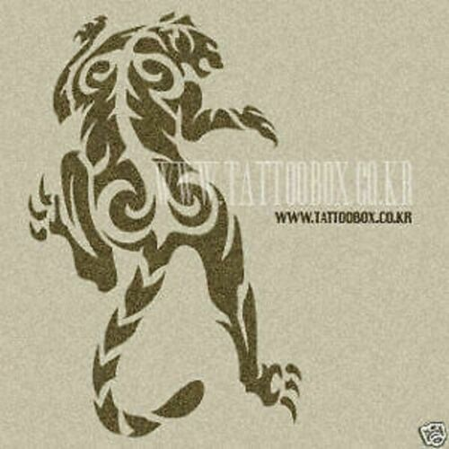 Over 100 designs Reusable airbrush stencil templates Leopard Tiger Animal M