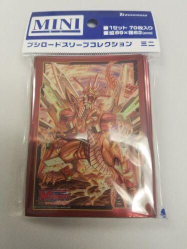 Gigarex Cardfight Vanguard Bushiroad Mini Sleeve Collection 341 Ravenous Dragon