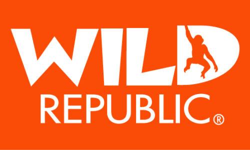 Wild Republic Huggers Rotfuchs 21427 Stofftier mit Snap-Band in den Armen 20cm