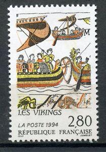 CompéTent Stamp / Timbre France Neuf N° 2866 ** France Suede / Les Vikings Rendre Les Choses Pratiques Pour Les Clients