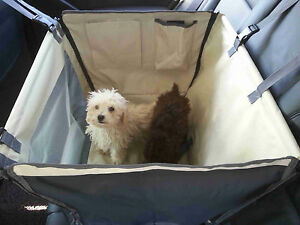 Image Is Loading Dog Cat Car Carrier Seat Cover Playpen 2