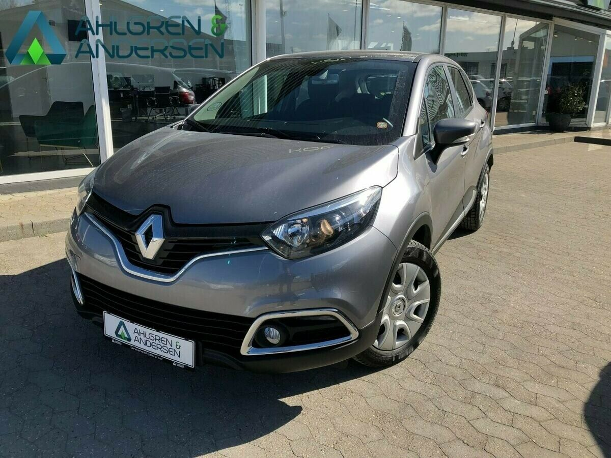 Renault Captur 1,5 dCi 90 Dynamique 5d