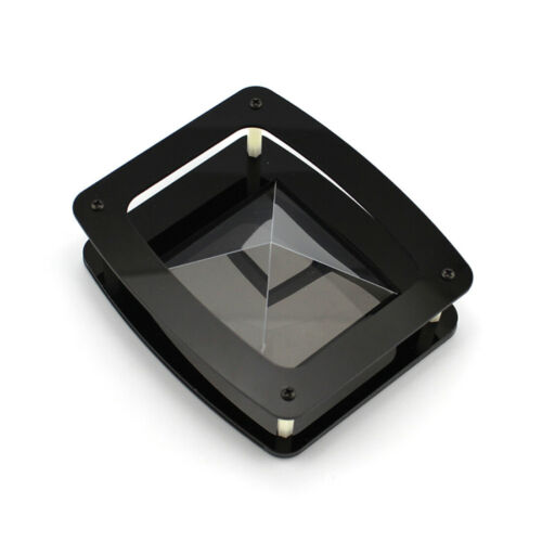 Projetor Holográfico Phantom Imaging Pirâmide Invertida Olho Nu 3D Holograma