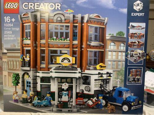 10264 LEGO® CREATOR Corner Garage NEW