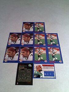 Bobby-Jurasin-Lot-of-20-cards-3-DIFFERENT-Football-CFL