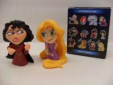 Funko Mystery Mini Disney Heroes Villains Hot Topic Rapunzel Mother Gothel Lot