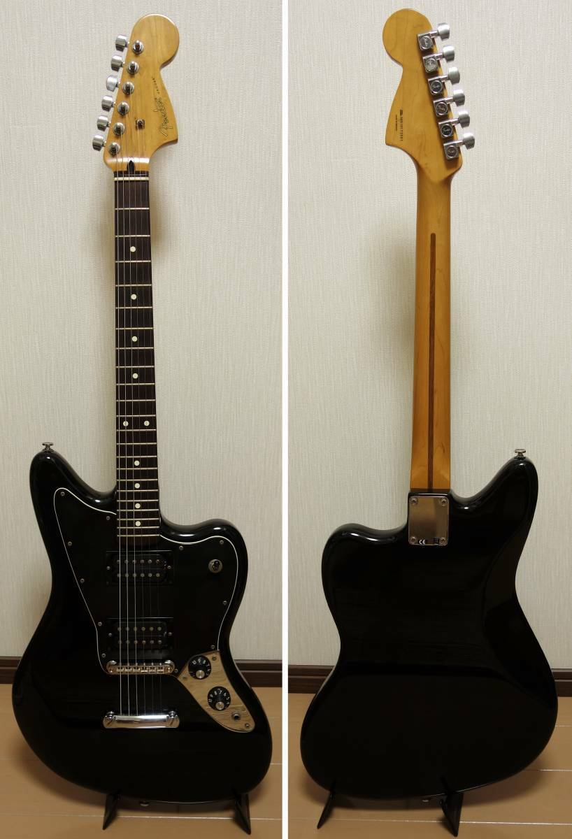 Fender Mexico schwarz 2010 beautiful rare EMS F S