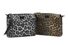 Bolso de leopardo taupe y negro - Xti