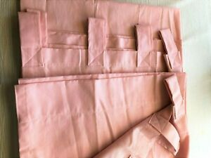 Pair Of Pottery Barn Kids Tab Top Curtains Panels 84 Quot X 44