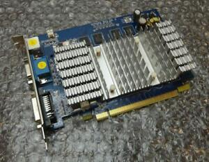 1-Go-Sparkle-nVidia-GeForce-9400GT-VGA-DVI-S-OUT-PCI-e-Carte-graphique-SFPX95