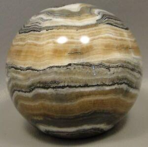 Spirit-Stone-2-75-inch-Stone-Sphere-Yavapai-Travertine-Arizona-70-mm-Ball-9
