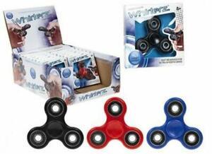 Capable Fidget Spinner Main Doigt Focus Edc Rapide Portant Stress Toy Whirlerz Tdah-afficher Le Titre D'origine Techniques Modernes