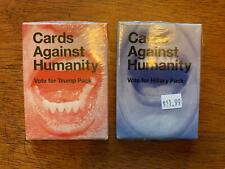 Cards Against Humanity CAH Remember To Vote Worms Gummy Packs RARE SOLD OUT