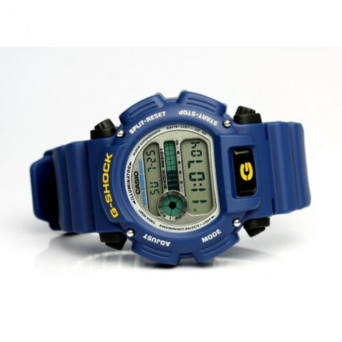 c5986f60ec1 Casio G-Shock DW-9052-2V Blue Digital Mens Watch Illuminator ...
