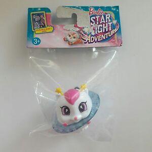 BARBIE STAR LIGHT ADVENTURE GALAXY PET Space Hamster DPH07