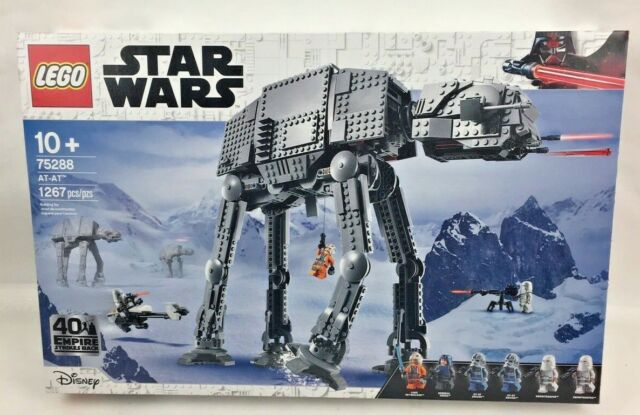 STAR WARS LEGO SET - 75288 * AT-AT * BRAND NEW - SEALED - FREE SHIPPING