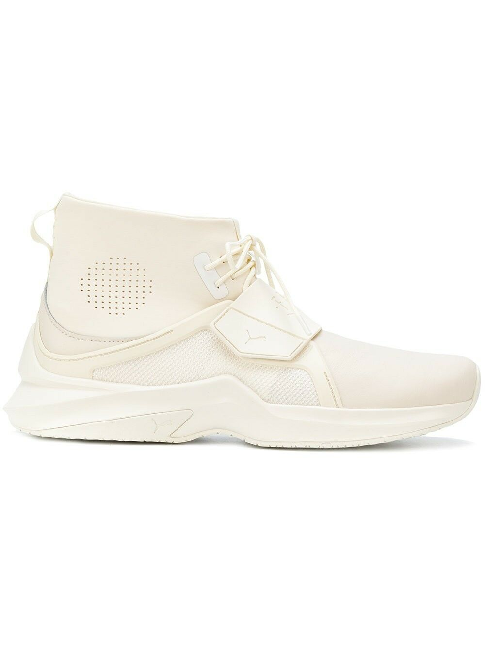 New Sz Whisper 10 Rihanna Puma Fenty Trainer Hi  Whisper Sz Off White 191001-04 f98b31