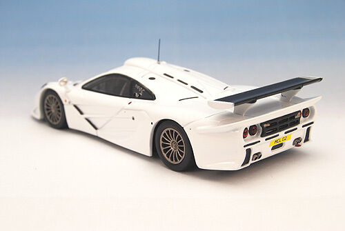 Parma 1 1 1 43 McLaren F1 GTR Long Tail Homologation 2008 White Limited Edition 65be93