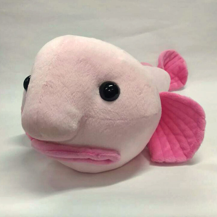 Blobfish the Ugliest Soft Plush cute & realistic