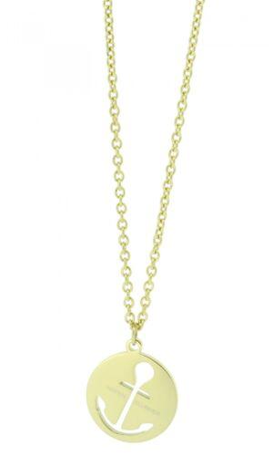 Puerto-diamante glamour Collection anclaje collar 108044 acero inoxidable anclaje B.