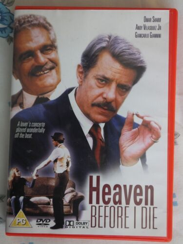 1 of 1 - Heaven Before I Die (DVD, 2005) starring Omar Sharif