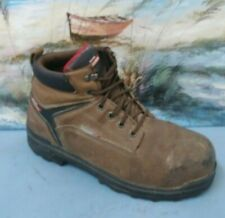 65bdde7d38e 2 Pairs Genuine Dickies Men's Brawn JobRated Work Boot Size 9 Brown ...