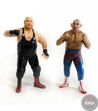 Big Van Vader & 2 Cold Scorpio (Purple Variant) Set NOAH AJPW NJPW WWE WCW WWF