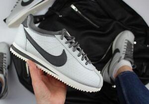 4 black 006 Se Cortez 38 Silver Classic Size Nike Eur 5 Donna Metallic 902856 nqwXOxv