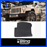 Cargo Boot Luggage Tray Protector Mat Liner Black Suit Jeep Wrangler Before 15