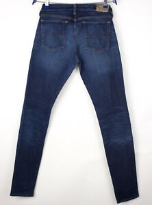 Ralph-Lauren-Herren-Slim-Jeans-Stretch-Groesse-W30-L34-ASZ372