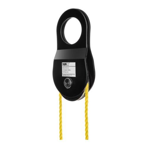 MSW Poulie de guidage Levage Guide-Câble Pour Treuils Palans à câble 10 Tonnes