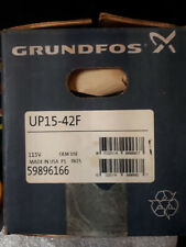 Grundfos Up15 42f 115v Recirculator Pump 59896166