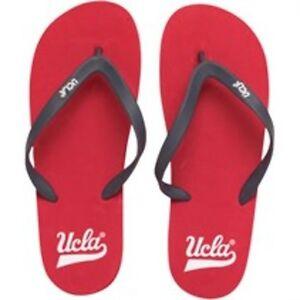 Ucla para Hombres Sandalias Ojotas Playa Tamaño del zapato Reino Unido para hombre 11 Rojo Nuevo Etiquetas Grande