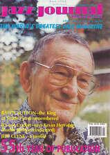 JAZZ JOURNAL MAGAZINE 2002 APR RALPH SUTTON, KEVIN HERRIDGE, JEFF CLYNE